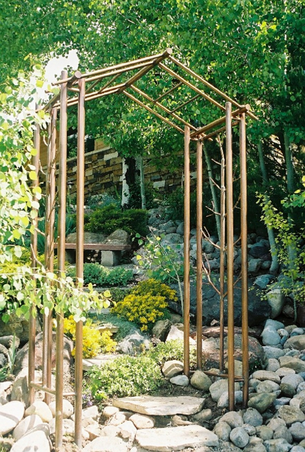 Forest Gate –Copper Arbor